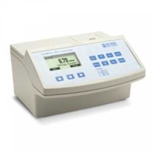 HI 88713-02 benchtop instrument for measuring turbidity  according to ISO 7027