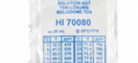 อุปกรณ์วัด Conductivity/TDS (800 mg/L (ppm) TDS Solution, (25) 20 mL Sachets)
