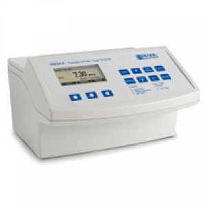 HI83414 Turbidity and Free Total Chlorine Benchtop Meter, EPA Compliant