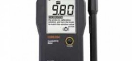 อุปกรณ์วัด Conductivity/TDS (EC Portable Meter 0.01 mS/cm resolution)