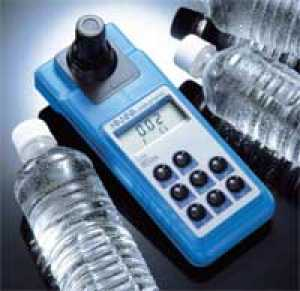 HI93114 turbidity and chlorine with a single instrument. Ideal for water