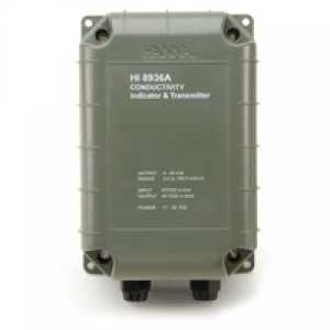 อุปกรณ์วัด Control System (Conductivity Transmitter to use with Four-ring Probe 0.00 to 19.99 mScm range)