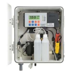 อุปกรณ์วัด Control System (Free & Total Chlorine, pH & Temperature Analyzer)