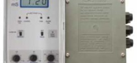 อุปกรณ์วัด Control System (Industrial Grade EC Controller with Proportional Fertilizer Dosing for Hy