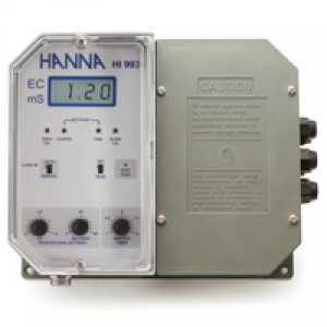 อุปกรณ์วัด Control System (Industrial Grade EC Controller with Proportional Fertilizer Dosing for Hydroponics Applications)