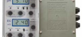 อุปกรณ์วัด Control System (Industrial Grade pH & Conductivity Controller with Proportional Control o