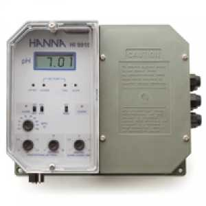 อุปกรณ์วัด Control System (Industrial Grade pH Controller with Single Set point and Proportional Dosage)