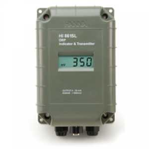 อุปกรณ์วัด Control System (ORP Transmitter with 4-20 mA Galvanically Isolated Output with LCD screen)