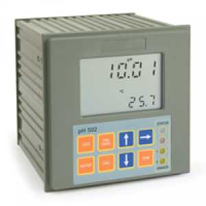 อุปกรณ์วัด Control System (pH Digital Controller with Matching Pin and PID Control)