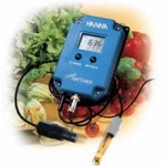 อุปกรณ์วัด Multiparameter (pH/EC/TDS/Temperature Monitor high range EC & TDS)