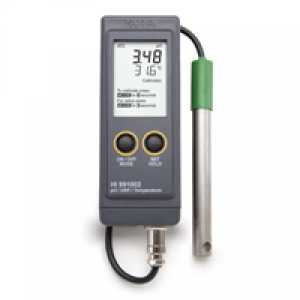 อุปกรณ์วัด pH (Portable Extended Range pHORP Meter)