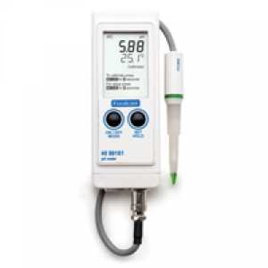 อุปกรณ์วัด pH (Portable HACCP pH Meter for Food and Dairy)
