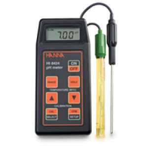 อุปกรณ์วัด pH (Portable pHORP Meter with ATC and HOLD feature)