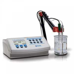 อุปกรณ์วัด pH (benchtop pH  mV  ISE Temperature with Calibration Check ™)