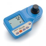Free and Total Chlorine and pH Portable Photometer