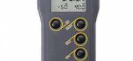 เทอร์โมมิเตอร์ (HI 935005 K-Type Waterproof Thermocouple Thermometer)