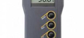 เทอร์โมมิเตอร์(HI 93530 0.1° Resolution K-Type Thermocouple Thermometer)