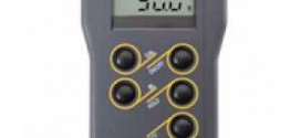 เทอร์โมมิเตอร์(HI 93530N 0.1° Resolution K-Type Thermocouple Thermometer)