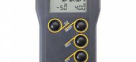 เทอร์โมมิเตอร์(HI 93531 0.1° Resolution K-Type Thermocouple Thermometer)