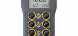 เทอร์โมมิเตอร์(HI 93531N 0.1° Resolution K-Type Thermocouple Thermometer)