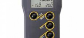 เทอร์โมมิเตอร์(HI 93532 Dual-input, K-Type Thermocouple Thermometer)