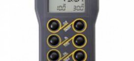 เทอร์โมมิเตอร์(HI 93532N Dual-input, K-Type Thermocouple Thermometer)