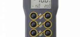 เทอร์โมมิเตอร์(HI 93542 Dual-channel, K, J, T-Type Thermocouple Thermometer)
