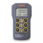 HI 93551R K, J, T-Type Thermocouple Thermometer