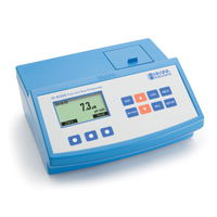 Multiparameter Photometer for Pools and Spas, Advanced
